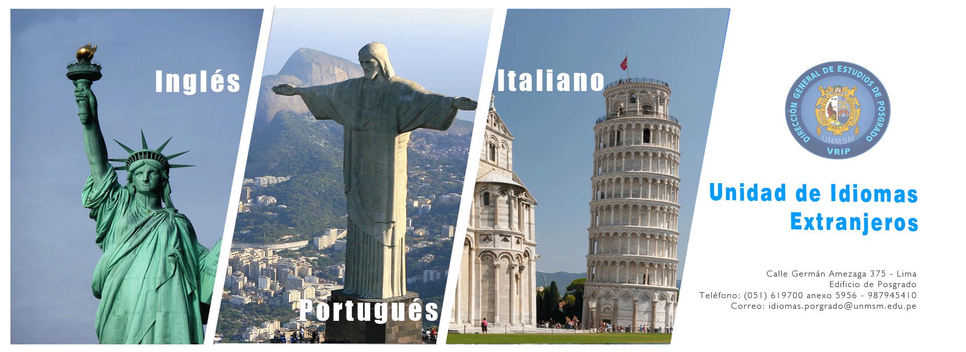 Unidad de Idiomas Extranjeros