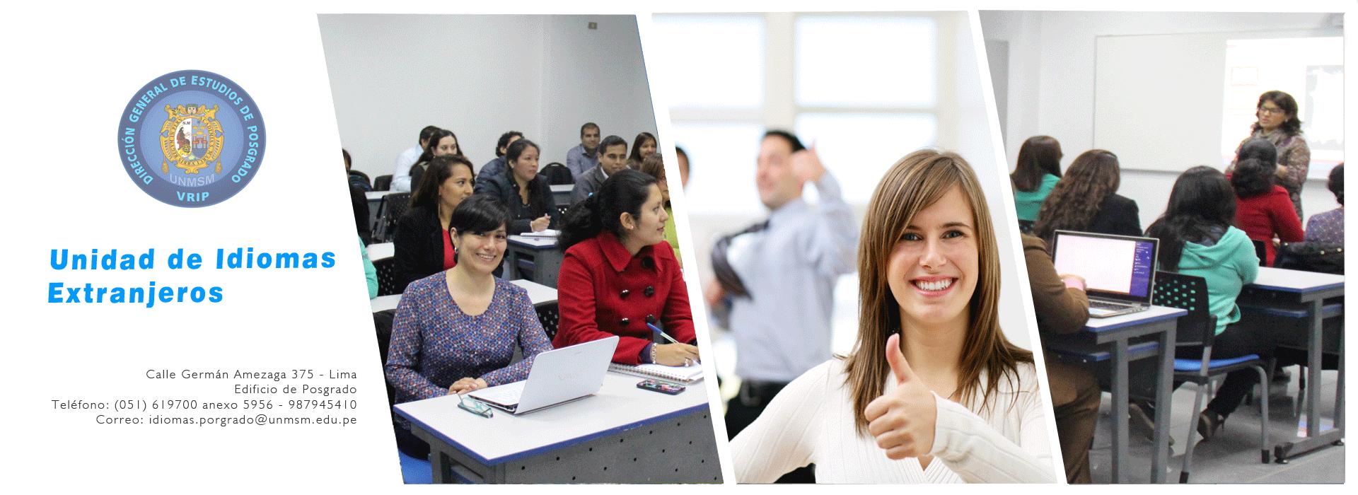 Estudia Idiomas para cumplir los requisitos de Posgrado