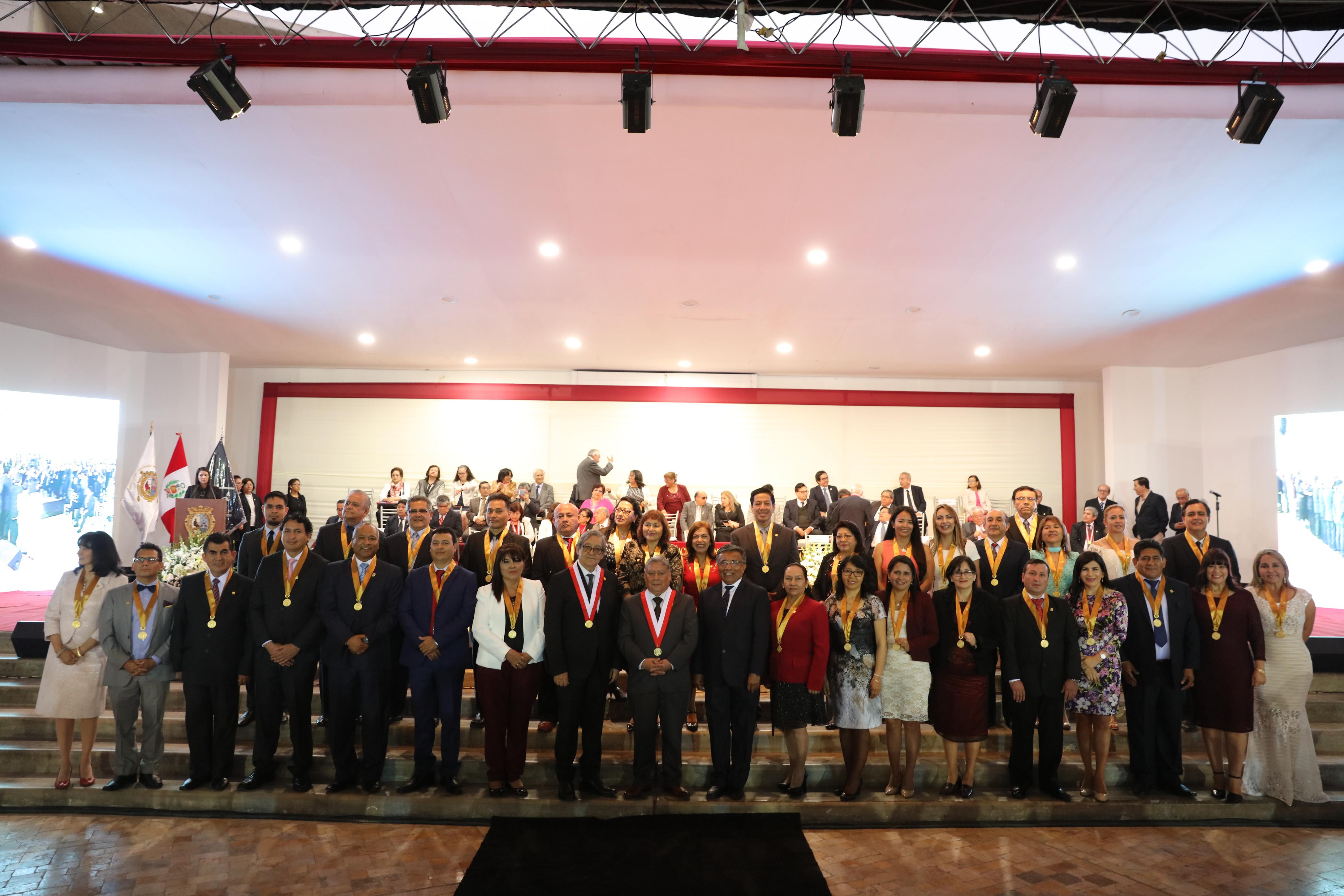 Ceremonia de Graduación de Posgrado 2017