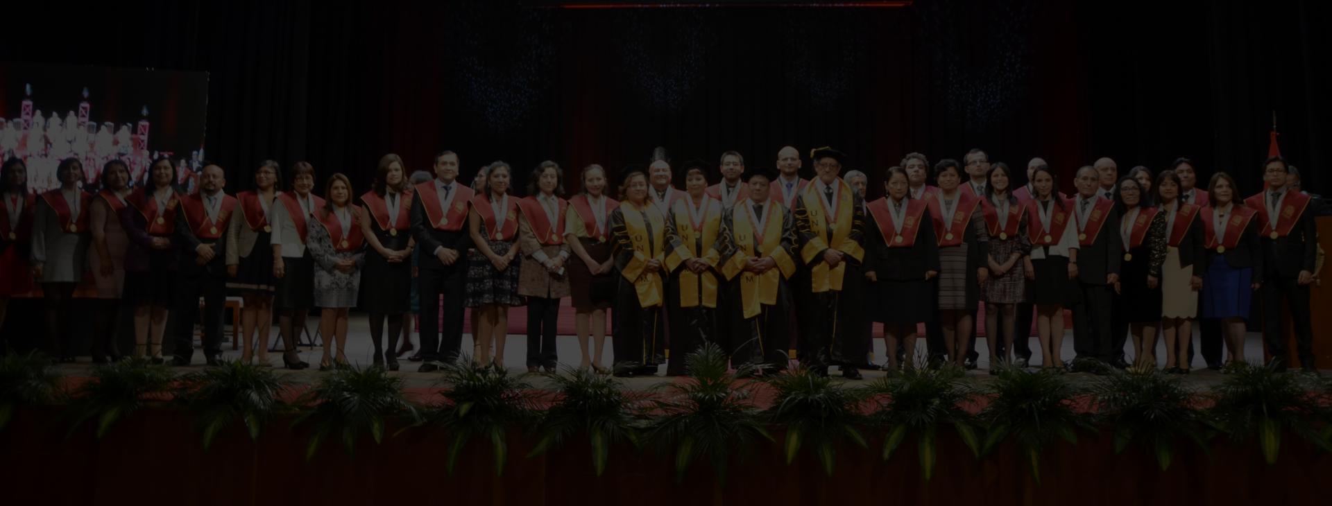 Ceremonia de Graduación y Titulación 2018
