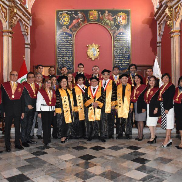 Graduados de Doctor